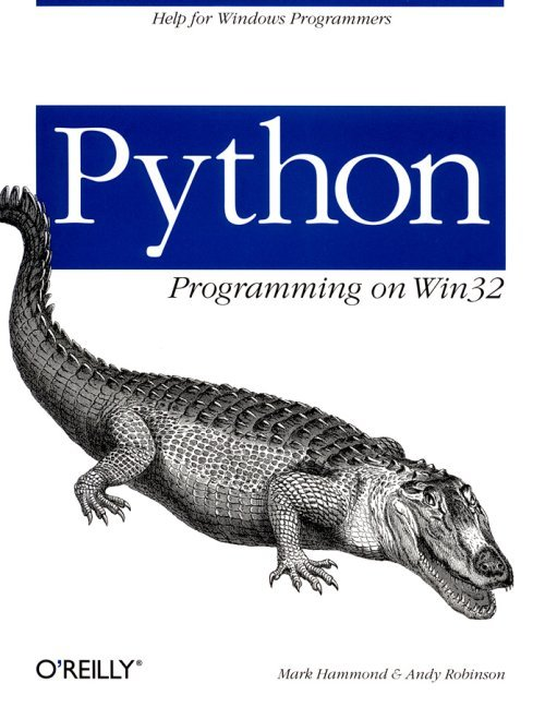 Python Programming on Win32: Chapter 13 - Databases
