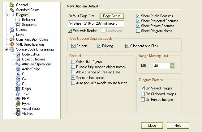 Diagram [EA User Guide]